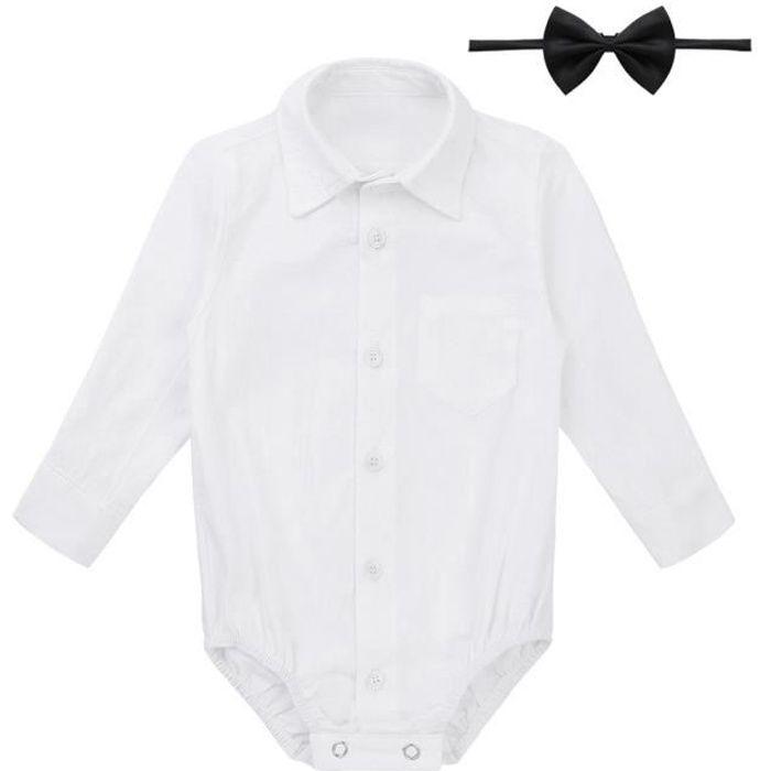 Bébé Garçons Luxe Baptême Gilet Costume Tenue Occasion Spéciale 0-18 Mois