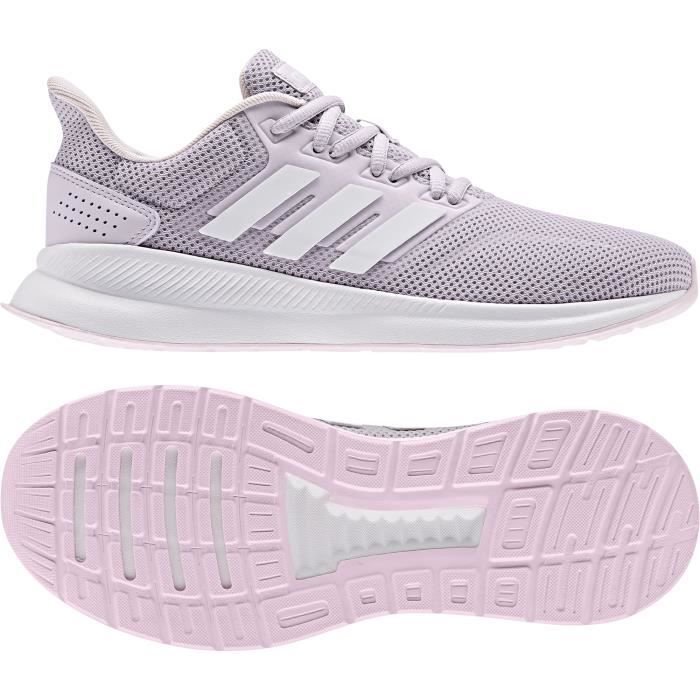 chaussure femme adidas running