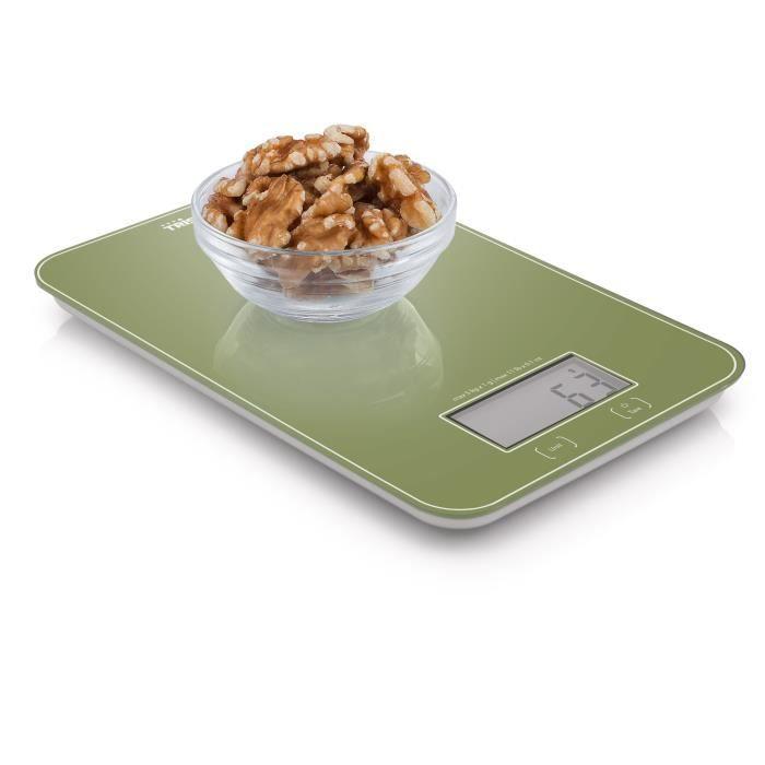 BALANCE ÉLECTRONIQUE TRISTAR KW-2446 Balance de cuisine - Vert