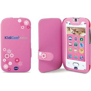 VTECH Kidicom Max - Etui De Protection Rose