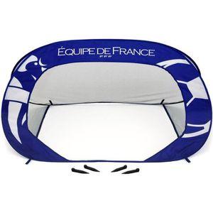 MINI-CAGE DE FOOTBALL FFF Mini but de football Pop Up - 1,15 x 0,95 cm