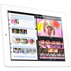 TABLETTE TACTILE Apple The New iPad 32GB (Wifi + Cellular, Blanc)