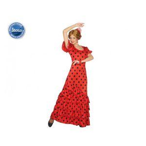 DÉGUISEMENT - PANOPLIE Costume Adulte Espagnole Taille M/L