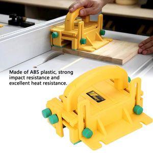 SCIE Poussoir à bois poignée sécurité 3D outils menuise