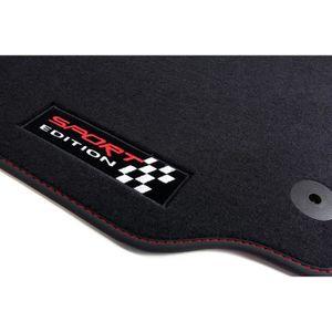 4/Pi/èces /& 100/% sur Mesure 2010 Mod/èle: Just Carpets Tapis de Sol en Velours pour Alfa Romeo GT/ /| Ann/ée de Construction: 2003
