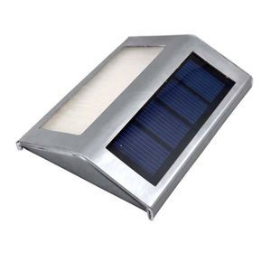 ECLAIRAGE DE MEUBLE LED solaire chemin d'alimentation escalier extérie
