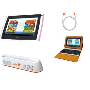 TABLETTE TACTILE Oregon scientific - Pack Juniors tablette tactile