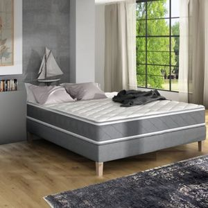 MATELAS Matelas de double face H2/H3 - VISCO SENCE 140 x 1