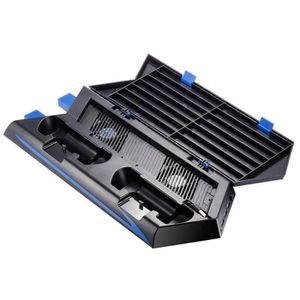 VENTILATEUR CONSOLE Pour PS4 Ventilateur de Refroidissement a Support