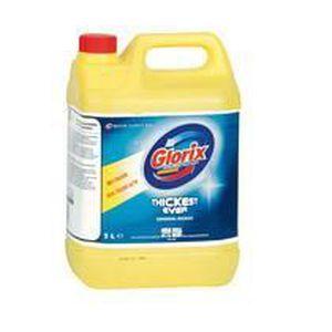 EAU DE JAVEL Bidon 5 litres Glorix professional hygiène expert