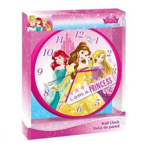 HORLOGE - PENDULE Horloge 25 cm Disney Princess