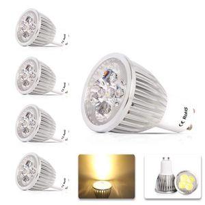 AMPOULE - LED 4X GU10 Ampoule LED 5W Dimmable Ampoule Lampe Powe