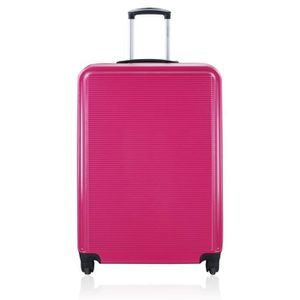 VALISE - BAGAGE Georges Rech Vienne Valise, 71 L, Fuchsia