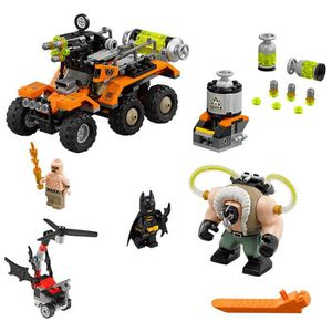 ASSEMBLAGE CONSTRUCTION Jeu D'Assemblage LEGO Batman Bane Attack Camion To