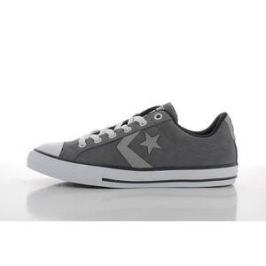converse star player gris anthracite