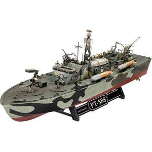 MAQUETTE DE BATEAU Maquette Bateau : Patrouilleur lance-torpilles PT-