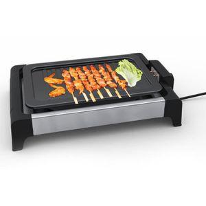GRILL ÉLECTRIQUE Grille viande électrique - Compatible lave vaissel