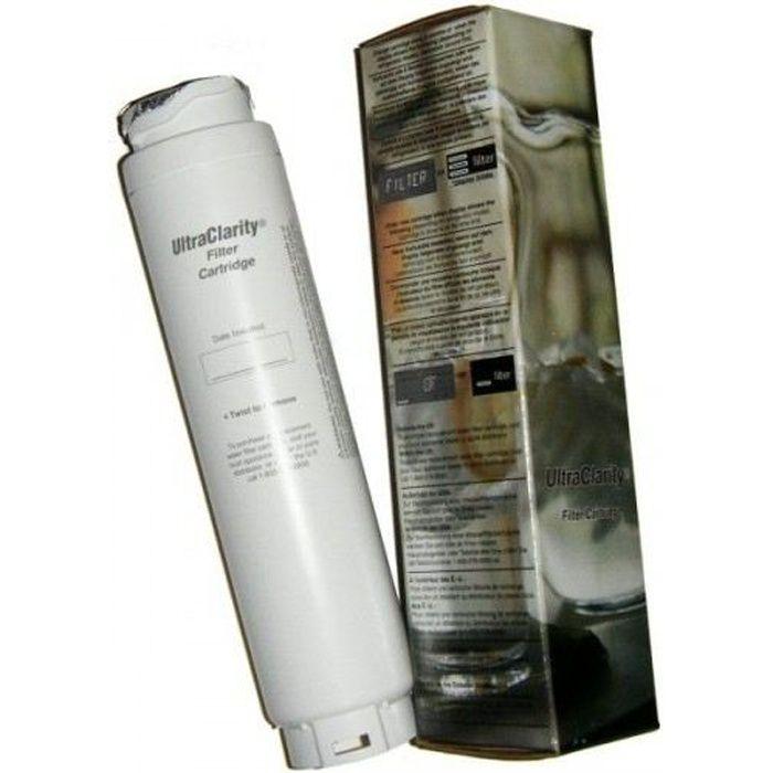 Filtre à eau d'origine réfrigérateur Americain Bosch et Siemens référence 740560