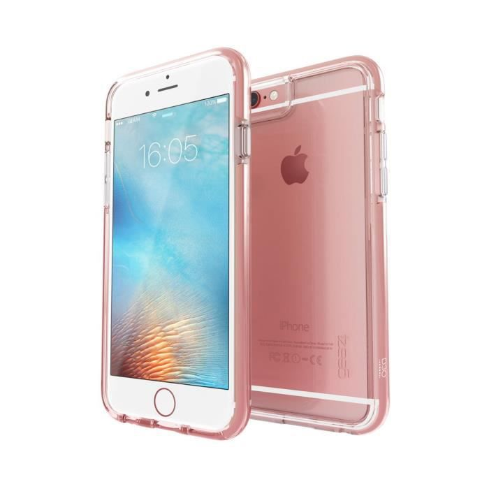 GEAR4 D3O Piccadilly for iPhone 6 Plus - 6s Plus RoseGold