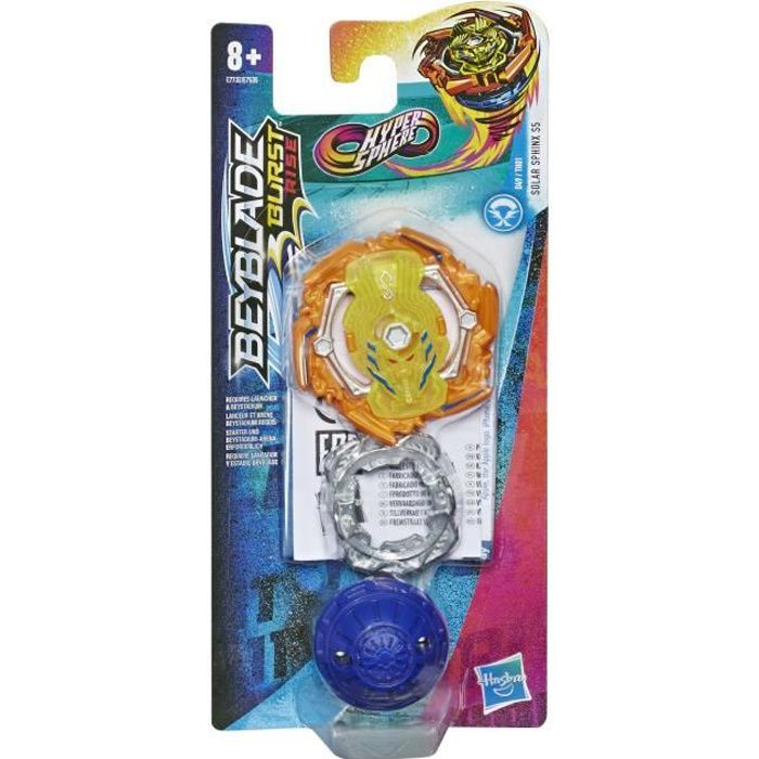Beyblade Burst Rise - Toupie Hypersphere
