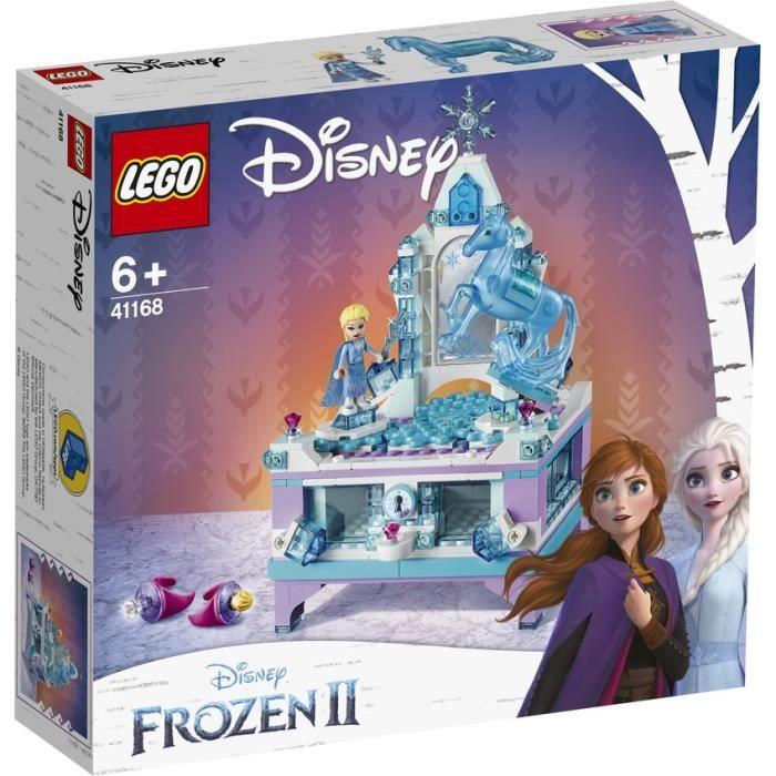 LEGO® l Disney La Reine des Neiges 2 - 41168 - La boîte à bijoux d'Elsa