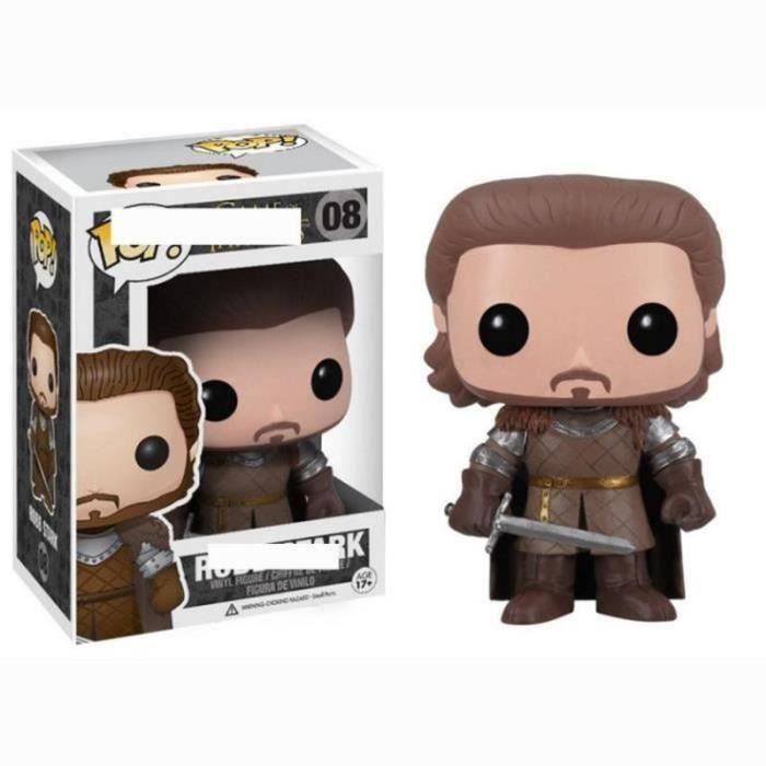 Figurine Funko Pop! Game of Thrones : Robb Stark