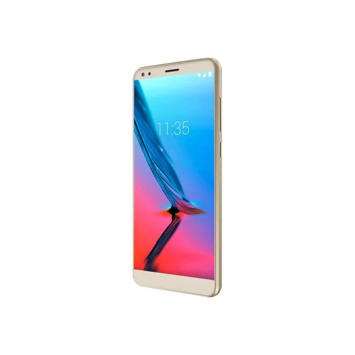 ZTE Blade V9 Smartphone double SIM 4G LTE 32 Go microSDXC slot GSM 5.7- 2160 x 1080 pixels IPS RAM 3 Go 16 MP (caméra avant de…