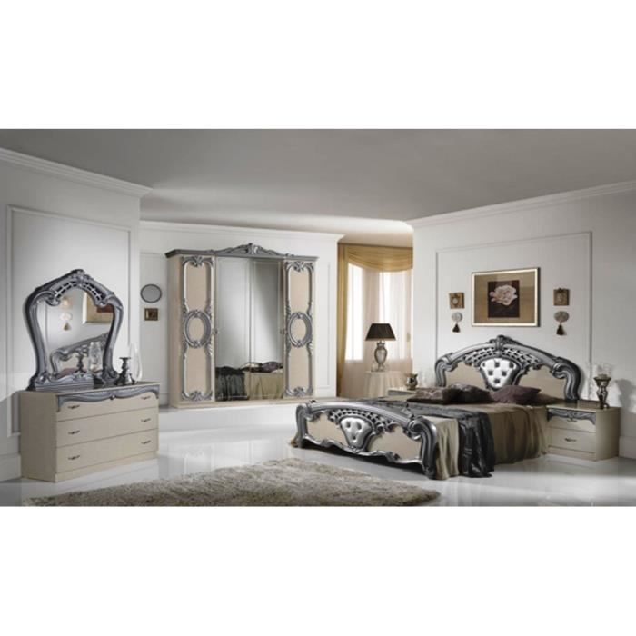 Chambre a coucher complete achat vente chambre for Achat chambre a coucher