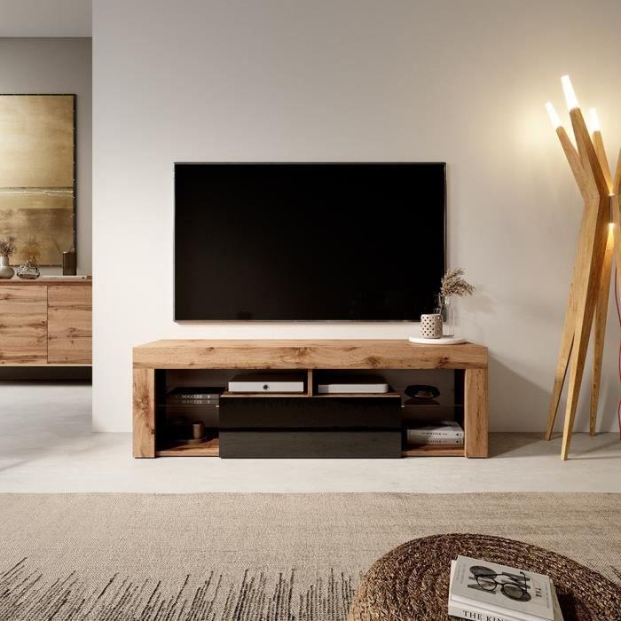 Meuble Tv 30 Cm Profondeur Achat Vente Pas Cher