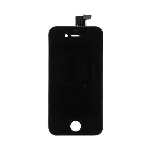 Ecran lcd complet pour iphone 4 noir achat vente for Ecran photo iphone noir