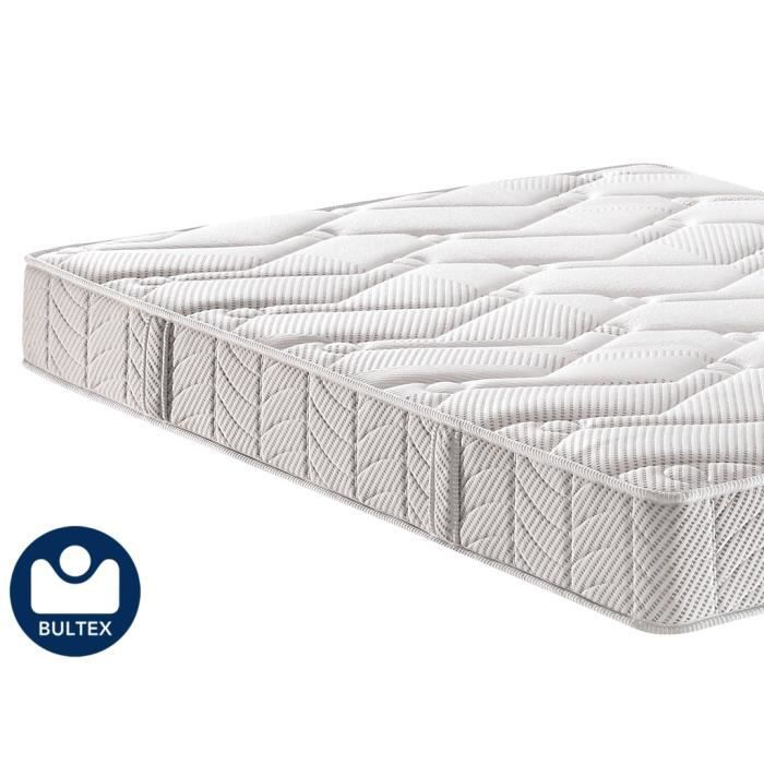 matelas bultex inovo 910 140x190 cm achat vente matelas cdiscount. Black Bedroom Furniture Sets. Home Design Ideas