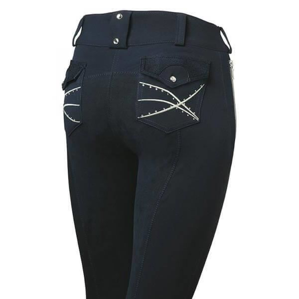 Pantalon GLORIA FS Moutain Horse - 110 - brun xwSh0vNB