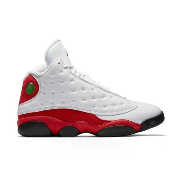 air jordan 13 blanc noir rouge