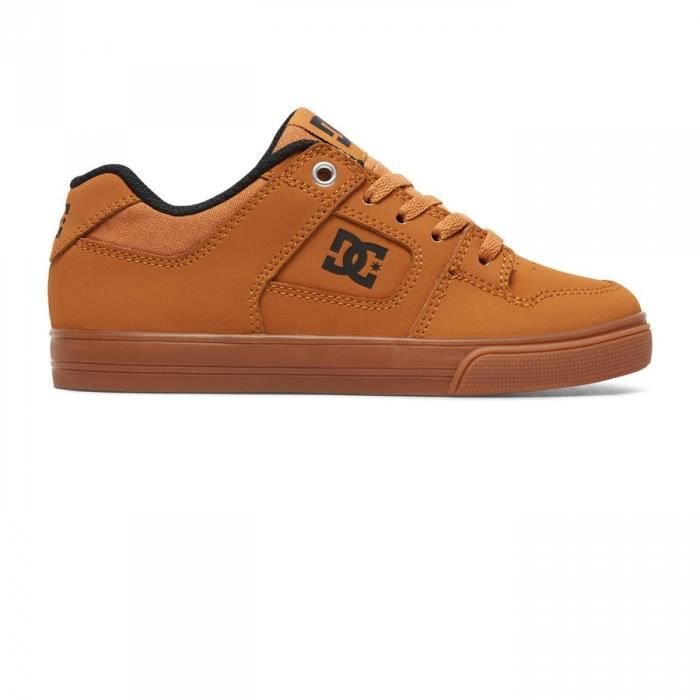 Chaussures Enfant Pure B Wheat  - DC Shoes