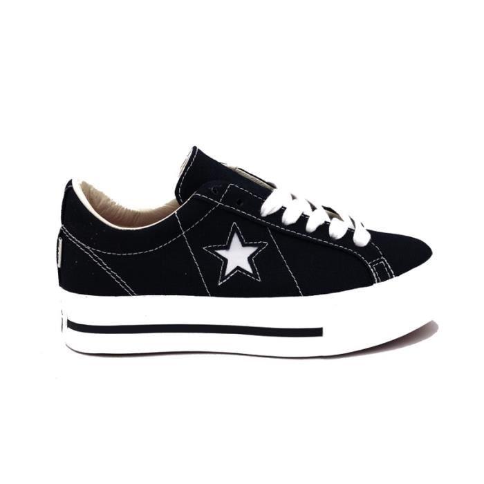 converse plateforme one star