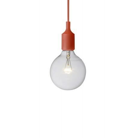 Muuto lampe suspension e27 muuto rouge achat vente muuto lampe su - Lampe suspension rouge ...