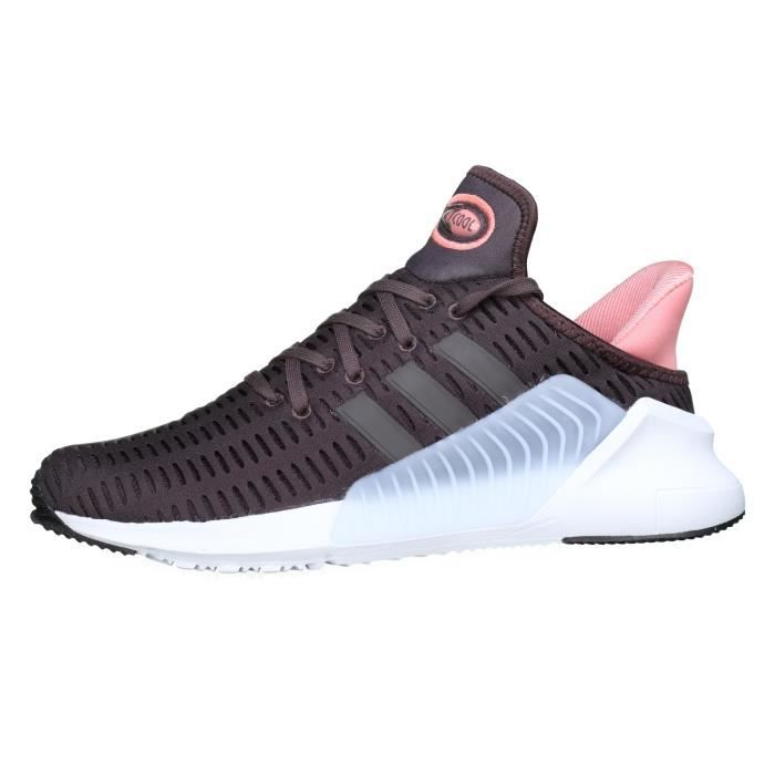 Basket Adidas Climacool 02-17 W By9296 Noir - Rose