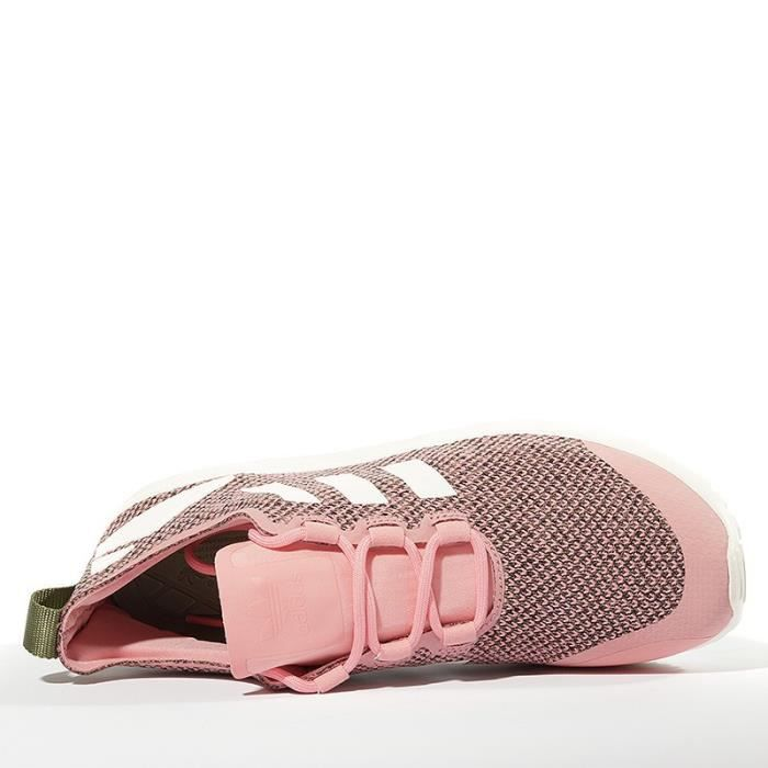 Chaussures ZX Flux ADV Verve Rose Femme Adidas