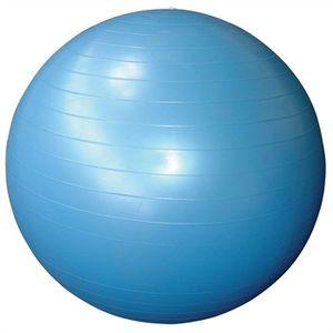 BALLON DE FOOTBALL BODY ONE Ballon Gym 65 cm + pompe