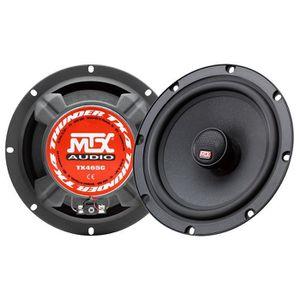 HAUT PARLEUR VOITURE MTX Haut-parleurs coaxiaux 2 voies TX465C - 16,5 c