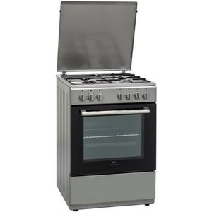 CUISINIÈRE - PIANO CONTINENTAL EDISON Cuisinière mixte 3 feux gaz + 1