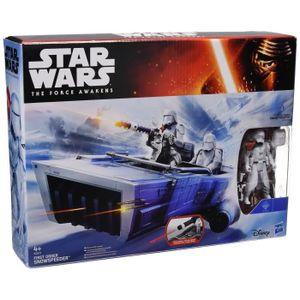FIGURINE - PERSONNAGE Star Wars B3673 - Véhicule Snowspeeder - Figurine