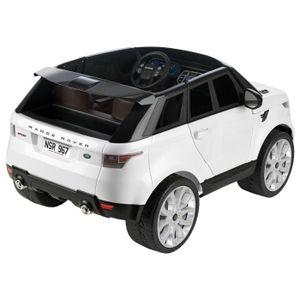 VOITURE ELECTRIQUE ENFANT FEBER Voiture Electrique Enfant Le Range Rover Spo
