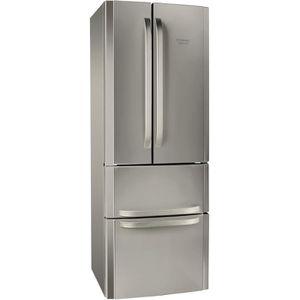 RÉFRIGÉRATEUR CLASSIQUE HOTPOINT E4DAAXC - Réfrigérateur multi-portes - 40