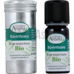 HUILE ESSENTIELLE Huile essentielle de Ravintsara Le comptoir Aroma