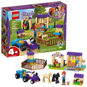 ASSEMBLAGE CONSTRUCTION Jeu D'Assemblage LEGO TU2V9 Friends 4+ Mias Foal S