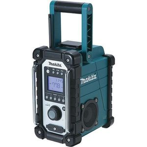 RADIO DE CHANTIER MAKITA Radio de chantier - Secteur ou batterie Li-