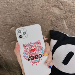 Coque Iphone X Kenzo Blanc