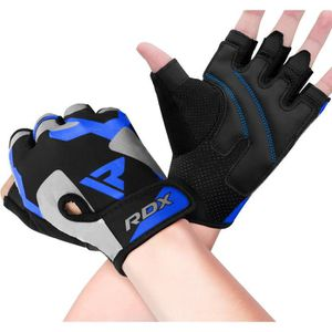 MITAINES DE FITNESS RDX Gants de Musculation Poignet Workout Fitness G