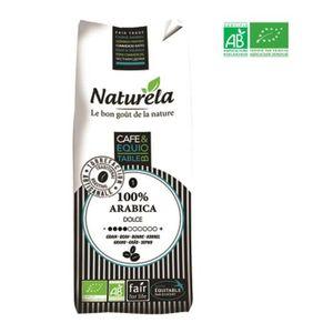 CAFÉ Naturela -1kg- Café 100% Arabica Équitable Grain